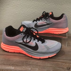 NIKE ZOOM Structure 17 Women Sneakers Size 11